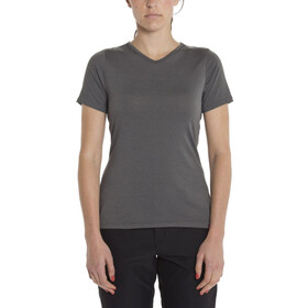 Giro Mobility T-Shirt V-Neck Women, dark shadow